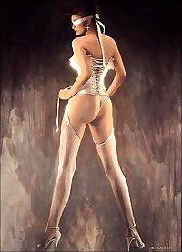 Pin-up Art 11 - Hajime Sorayama (2)
