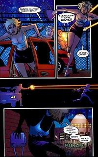 Super hooker comics