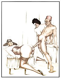Old Erotic Art Gallery 2.