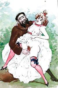 Vintage Erotic Drawings 15