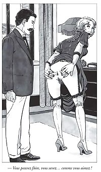 Selection of Erotic Art and Cartoons 1