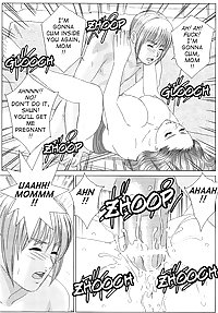 Hentai Cartoon home Mix 1 (Ctk)