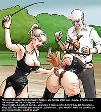 BDSM Stable, comic