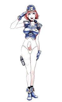 Sexy and Hot Shemale Hentai Girls 4