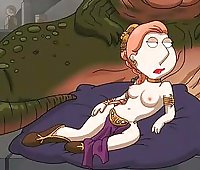Lois Griffin sexy toon