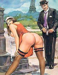Old Erotic Art  Gallery