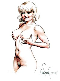 Old Erotic Art  Gallery