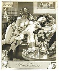 Vintage Erotic Drawings 6