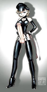 Female Domination (Femdom Anime) Kamitora Edition
