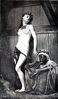 The Slave Market Merchandise.