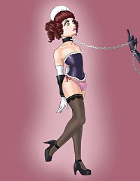Feminization and sissy toons VIII