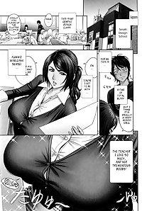 Milk Teacher Chapter 1-9 Hentai Manga Compilation