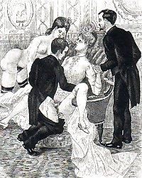Vintage Erotic Drawings 16