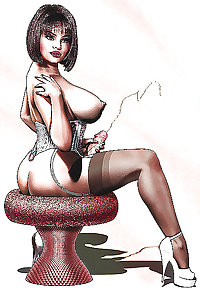 Cartoons & pics shemales #3