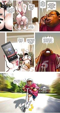 Comics Love (Bangin' Buddies #2)