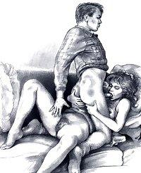 Kaleidoscope of Drawn Ero and Porn Art 24 - Various Artists