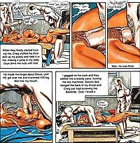 some erotic comics  porn pics Mix Yah :)):)):))