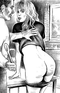Drawings in Black and White 02