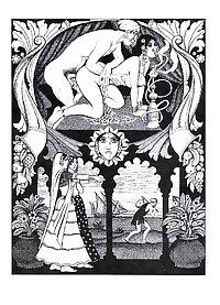 Erotic Illustrations & Toons