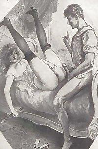 Vintage Erotic Drawings 19