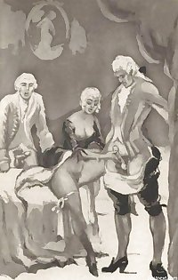 Vintage Erotic Drawings 20