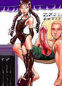 3D -Cartoon-0030- Biele's Porn-Art Graphics -11- --2--