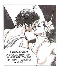 Erotic Comic Art  18 - The Golden Ass 2