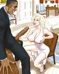 Interracial Cartoons - High Quality