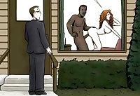 Interracial Cartoons - High Quality