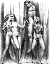 the fine art of slave comic