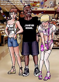 Feminization and sissy toons II, realy girly!!