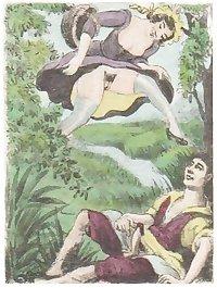 Vintage Erotic Drawings 12