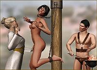 The Slave Market Stories.