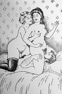 Vintage Erotic Drawings 31