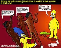 Homer, the cuckold