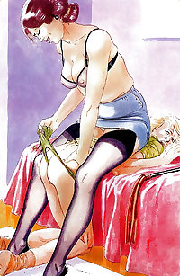 Various erotic art 16
