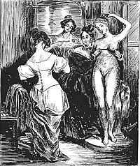 Drawn Ero and Porn Art 27 - Achille Deveria