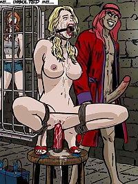 3D BDSM PORN PART I