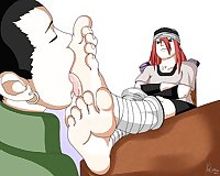 Naruto Hentai Part 12 (Foot Fetish 3)