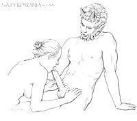 Drawn Ero and Porn Art 10 - Mark Blanton (2): Sartyromania