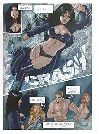Kristina Queen of Vampires Chapter 2 (ENG)