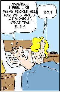 Humoristic Adult Cartoons July 2013
