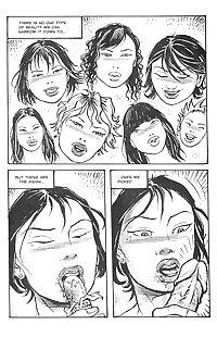 Orient Sexpress comics