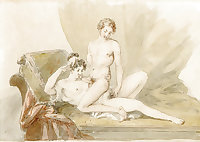 Drawn Ero and Porn Art 8 - Artist N.N. (1) c. 1800