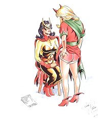 Superhero Spanking Two.
