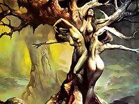 Erotic Dreams and Fantasy Two.