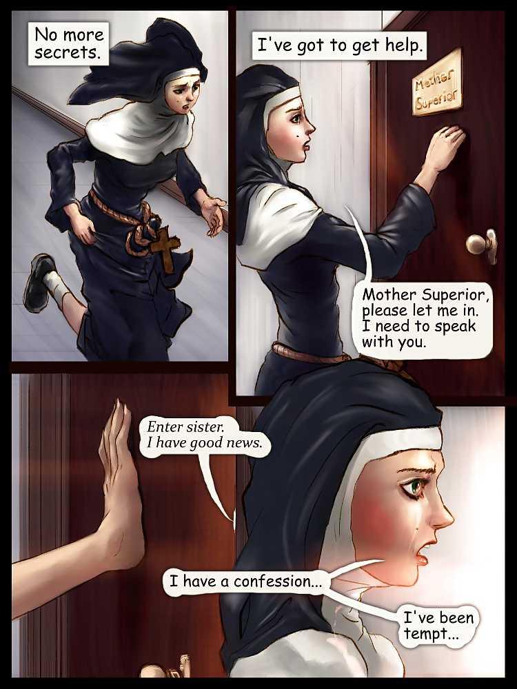 Free nun sex cartoon sites